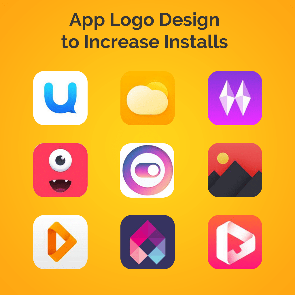 App logo design test 1